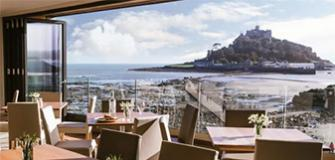 Mount's Bay, Food and Drink, Godolphin Arms, Visit Cornwall