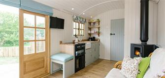 Glamping in West Cornwall, Penzance, Marazion