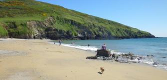 St Austell Bay beaches, Visit Cornwall, coast, holiday, seaside