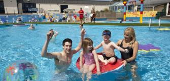 Family-friendly campsites and holiday parks, camping, holiday accommodation