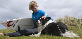 Dogs love Cornwall, dog friendly campsites & holiday parks, Visit Cornwall, holiday