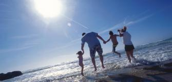 Perranporth Campsites and Holiday Parks, Visit Cornwall, holiday accommodation