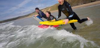 Perranporth activities and attractions, Visit Cornwall, holiday, travel