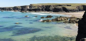 Porthcothnan beach, Padstow, Visit Cornwall, beaches, coast