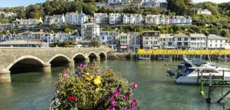 Looe, Visit Cornwall, tourist information, TIC, holiday planning