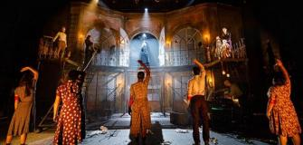 Kneehigh Theatre, Visit Cornwall, show, performance, what's on, events, theatre company