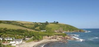 South East Cornwall, beaches, coast, holiday