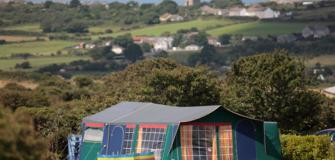 Campsites, Camping in Cornwall, holiday parks, accommodation, travel
