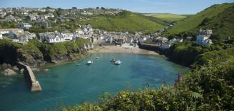 Port Isaac, Cornwall as seen on Screen, holiday, travel