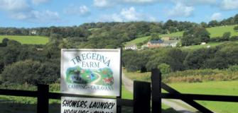 Campsites in Falmouth, Visit Cornwall, camping, holiday parks, tenting, accommodation, places to stay