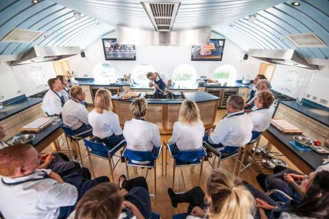 David Griffen | Padstow Seafood School