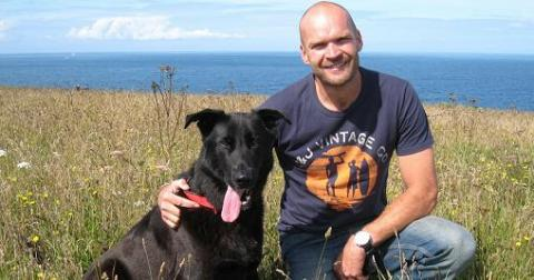 Monty Halls | Dog Walks | South West Coast Path | Cornwall