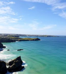 cornwall spa break newquay