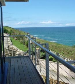 Closest apartment to Fistral Beach