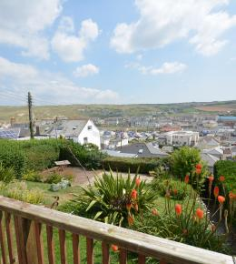 Trewint, holiday home in Perranporth