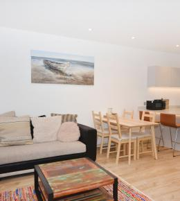 5 The Dunes, beach house in Perranporth