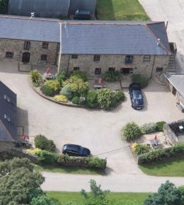 Callestock Courtyard lovely cottages for couples