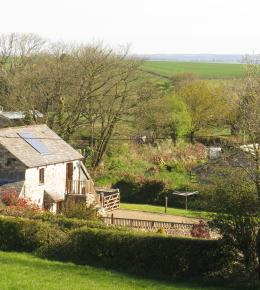 Gospenheale Barn and garden