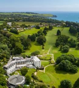 Stay 5 nights for price of 6 at Budock Vean Hotel Cornwall