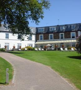 Budock Vean Hotel by Helford River Falmouth Cornwall