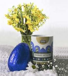 Free Kernow Chocolate Easter egg or bunch of daffodils