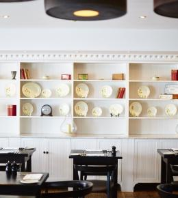 Month-long 2-course sharing menu for £26pp