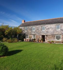 Mesmear Farmhouse, a self-catering holiday home in Polzeath, North Cornwall