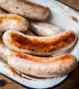 Sausage Making Course at Philleigh Way
