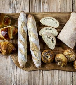 French and American Bread Baking Course at Philleigh Way Cookery School