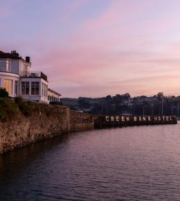 Winter Getaway at The Greenbank Hotel, Falmouth Cornwall