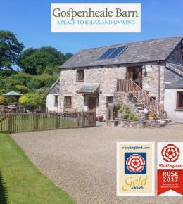 Award winning barn conversion