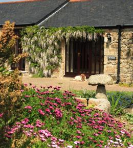 Cornwall self catering cottage