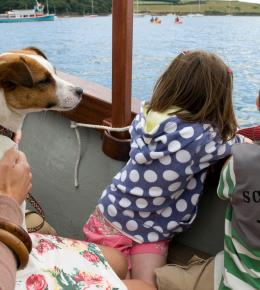 Kids stay free this summer at Budock Vean Hotel near Falmouth