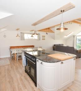 Chy Morvah, holiday home, Perranporth
