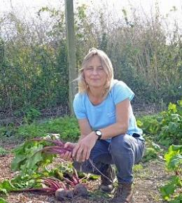 Community garden get-togethers at The Cornish Arms