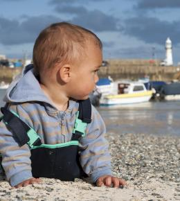 baby toddler hotel holiday break cornwall