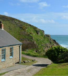 Sea Views from Cove Cottage