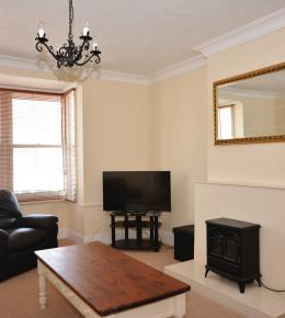 St Pirans Apartment, Holiday Apartment in Perranporth