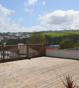 White Sands, holiday home in Perranporth, Cornwall