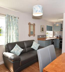 Ammonite Surf, holiday apartment in Perranporth
