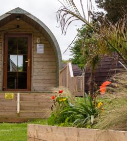 Newquay View Resort, Self Catering Accommodation, Glamping Pod, Newquay