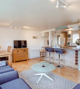 Penhwedhi, a self-catering holiday apartment in Polzeath, North Cornwall