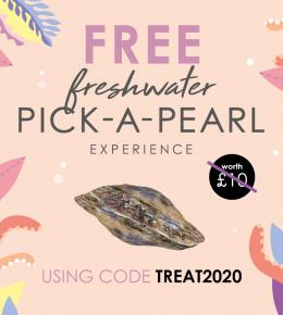 Free Freshwater pick a pearl experience!