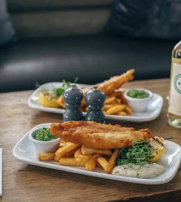 Fish & Chips Friday Offer