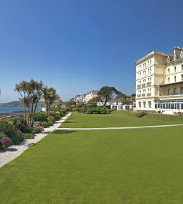 The Falmouth Hotel, hotels in Cornwall