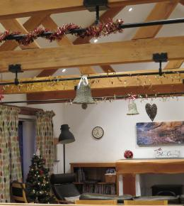 Christmas at Gospenheale Barn