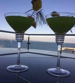 celebrate and relax at Skysail