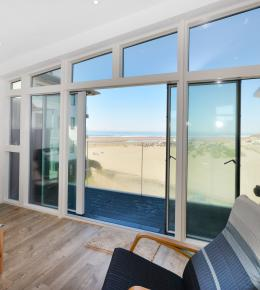 9 The Dunes, beach house in Perranporth, Cornwall
