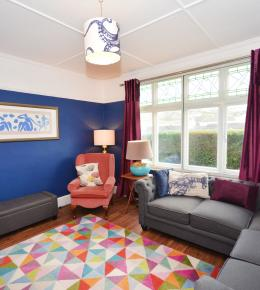 Lowenek House, large holiday home in Perranporth Cornwall