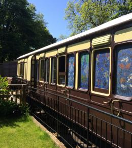 Millpool, a fully accessible railway carriage